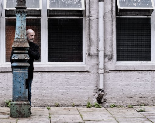 Tim Peters - shot on location in Manchester for Aimlessness 2